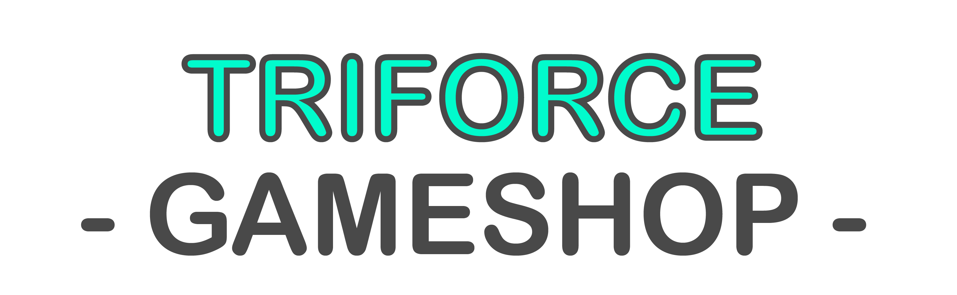 Triforce Game Shop